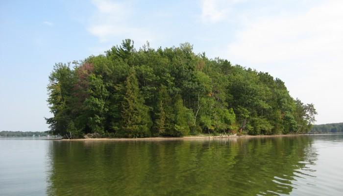 Fox Island west end 9 22 08